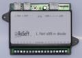 LocoNet-Terugmelder massa-detectie met diode truc
